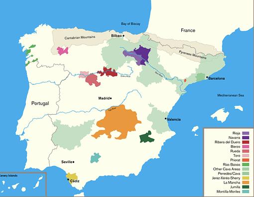 Masterclass Rioja vs Priorat